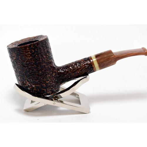 Savinelli Dolomiti 311 Rustic Light Brown 9mm Pipe (SAV11)