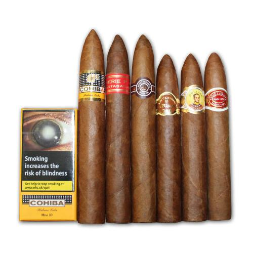 Daily Cigar Sampler - Friday Selection - 16 Cigars