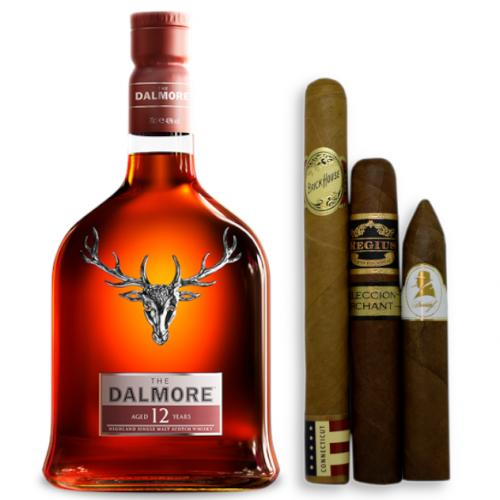 Dalmore 12 Year Old + New World Cigars Pairing - Great Value!