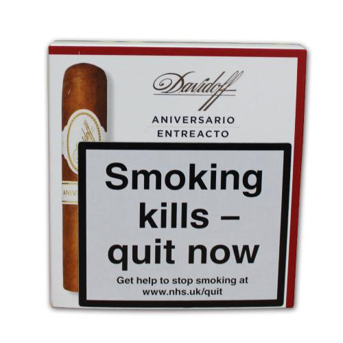 Davidoff Entreacto Anniversario Cigar - Pack of 4