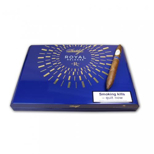 Davidoff Royal Release Salomones Cigar - Box of 10