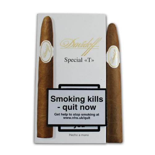 Davidoff Special \'T\' Cigar - Pack of 4