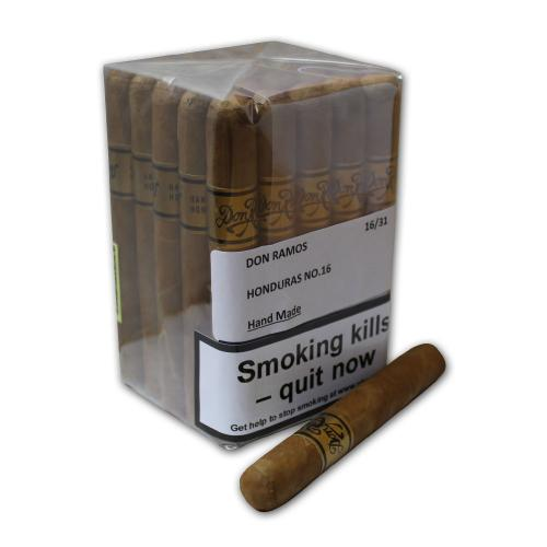 Don Ramos Petit Coronas Cigar - Bundle of 25