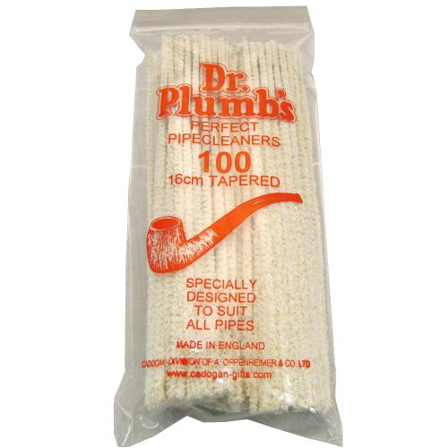 Dr Plumb 160mm Tapered Pipe Cleaners - Pack of 100