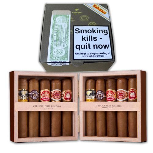 EMS Selection Petit Robusto Gift Box – 10 cigars