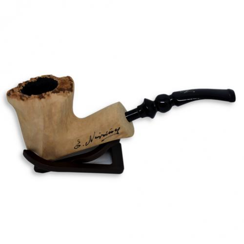 Erik Nording Signature Natural Smooth Pipe (EN018)