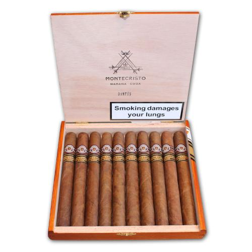 Montecristo Dantes Cigar (Limited Edition 2016) - Box of 10