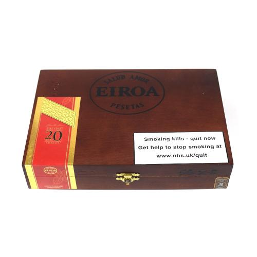 Empty Eiroa The First 20 Years Series Cigar Box