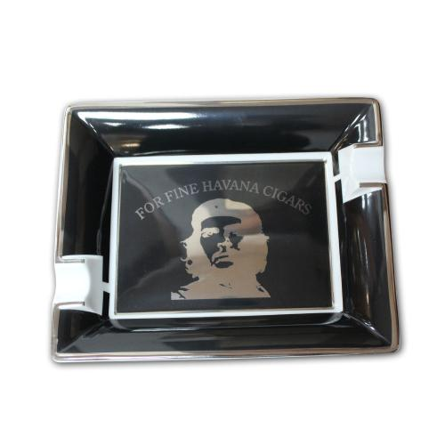 Elie Bleu Porcelain Cigar Ashtray - Che Black