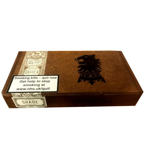 Empty Drew Estate Undercrown Shade Robusto Cigar Box