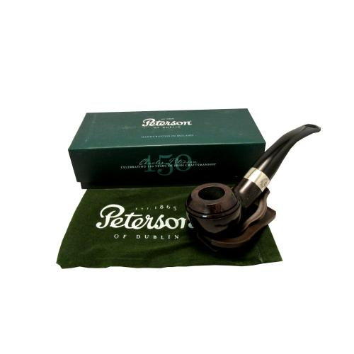 Peterson Fermoy Smooth Pipe - 999 (Fishtail) (with 9mm filter)