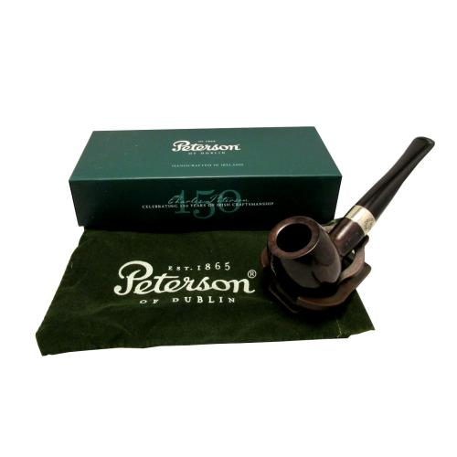 Peterson Fermoy Smooth Pipe - 087 (Fishtail) (with 9mm filter)