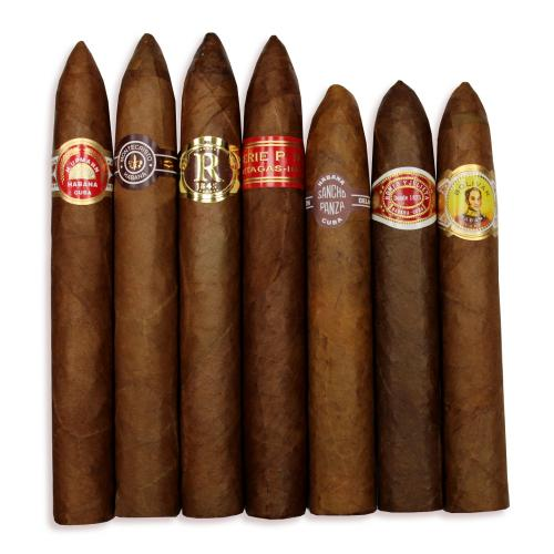 Formula One Piramides Sampler - 7 Cigars