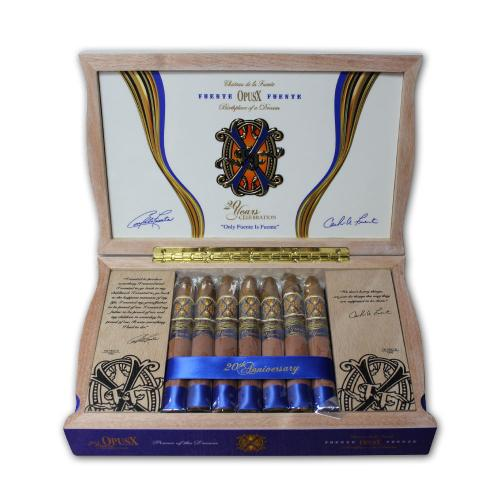 Fuente Fuente Opus X 20th Anniversary Power of a Dream Cigar - Box of 20