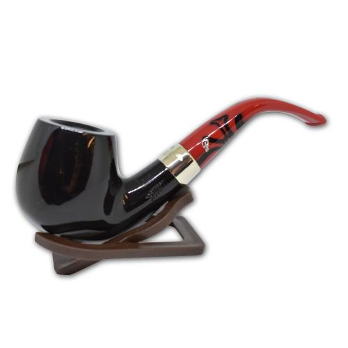 Peterson Dracula Fishtail Smooth Pipe - 068 (G1186)