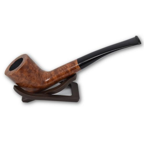 Great British Classic Pipe Smooth Curved Zulu (GB009)