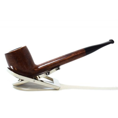 John Brumfit Great British Classic Smooth Straight Canadian Fishtail Pipe (GBC081)