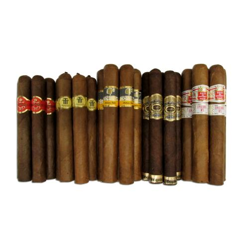 Georgina\'s Mixed Box Selection Sampler - 25 Cigars