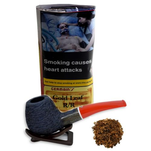 Germains Gold Leaf R/R Pipe Tobacco 50g (Pouch)