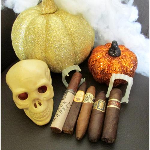 5 Cigars To Really Get Your Teeth Into Halloween Sampler