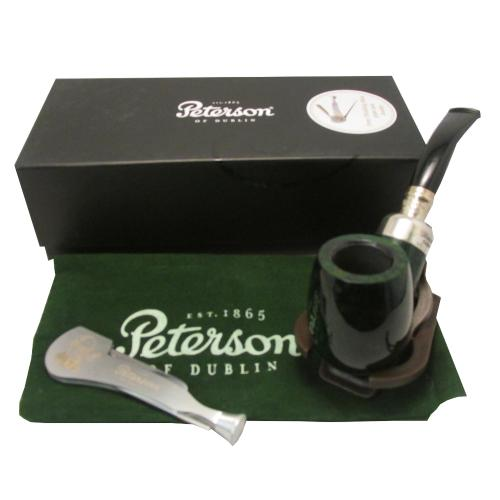 Peterson Spigot Green Spray Pipe - XL90 (Fishtail)