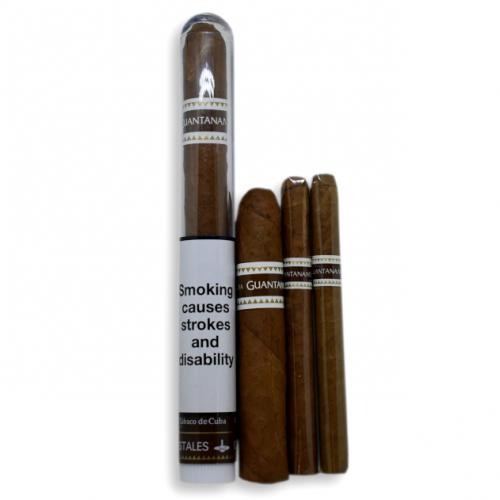 Guantanamera Selection Sampler - 4 Cigars