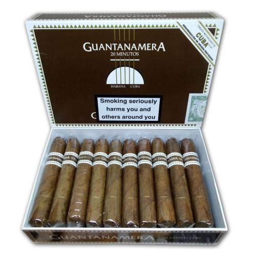Guantanamera Minutos Cigar - Box of 20