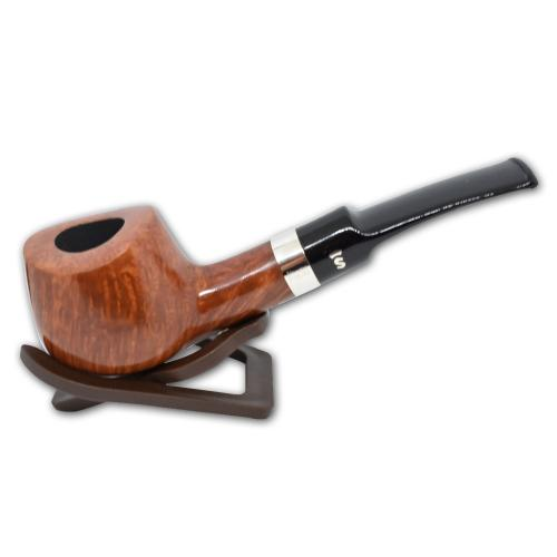 Stanwell Sterling Brown Polished Model 11 - 9mm (HC040)