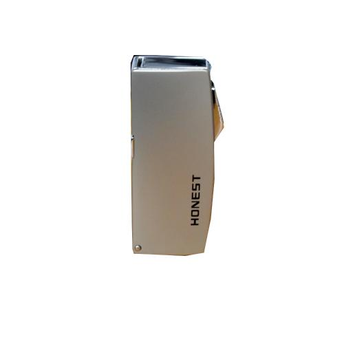 Honest Brett Matte Silver Jet Lighter