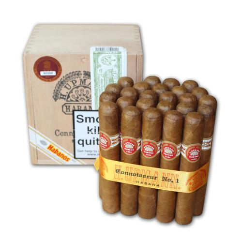 H. Upmann Connoisseur No. 1 Cigar - Cabinet of 25