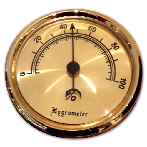 Analogue Hygrometer – Large – 3 inch