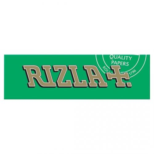 Rizla Regular Green Rolling Papers 1 pack