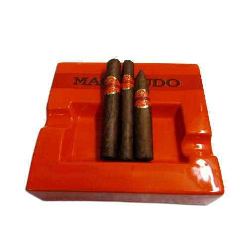 Macanudo Inspirado Ashtray Sampler - 3 Cigars