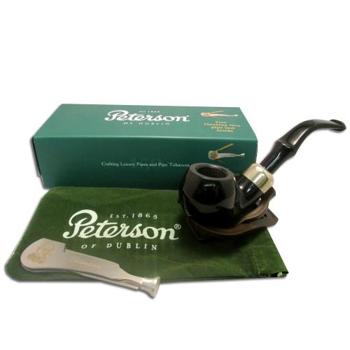 Peterson Standard System EBONY Pipe - 303 (Medium)