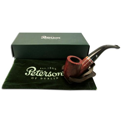 Peterson Dalkey Pipe - 338 (Fishtail) (G1164)
