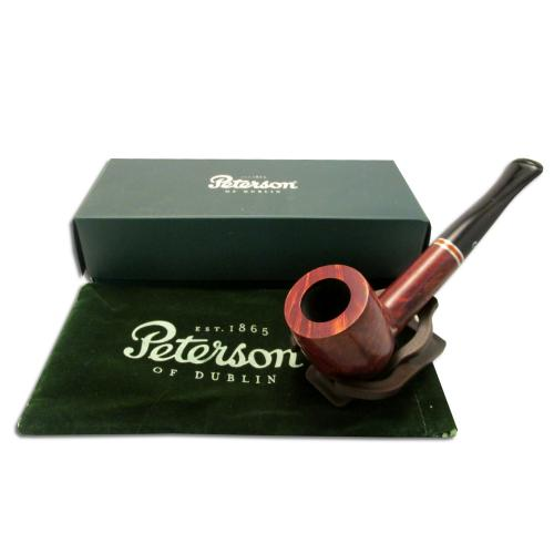Peterson Dalkey Pipe - 106 (Fishtail) (G1169)