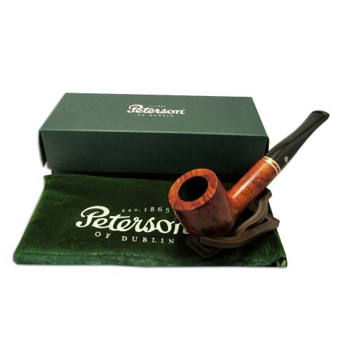 Peterson Dalkey Pipe - X105 (Fishtail) (G1166)