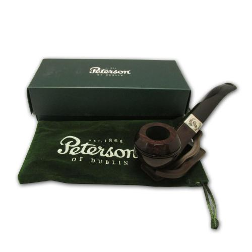 Peterson Fermoy Smooth 080s Fishtail Pipe