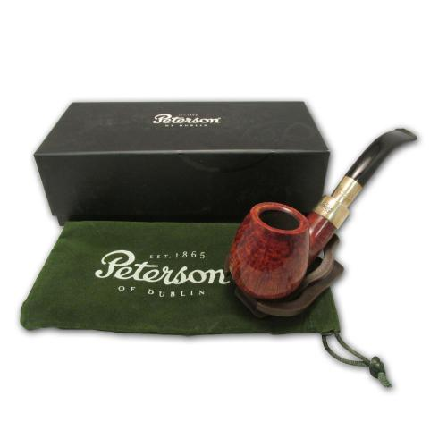Peterson Spigot Walnut Pipe - 068 (Fishtail)