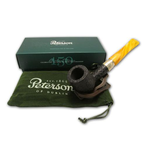 Peterson Rosslare Royal Irish Sandblast 106 Pipe