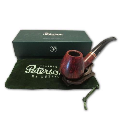 Peterson Dalkey Pipe - B11 (Fishtail) (G1165)