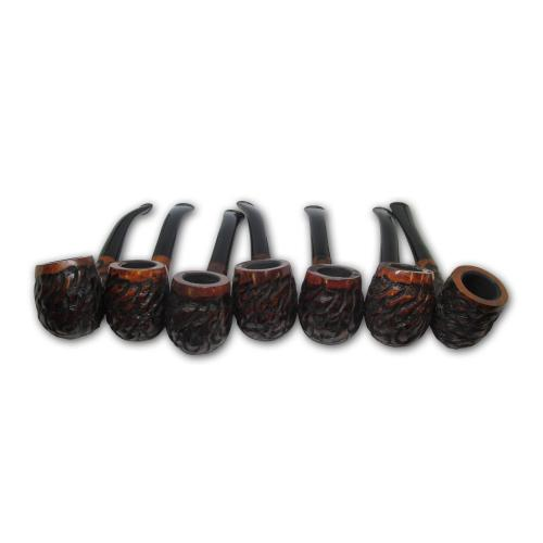 Budget Dark Rustic Lucky Dip Pipes