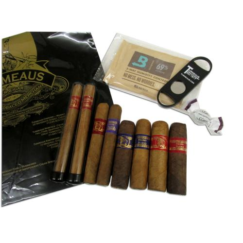 Inka Secret Blend Gift Sampler - 8 Cigars