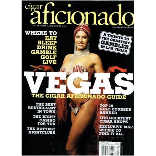 Cigar Aficionado - Mar/Apr 2006