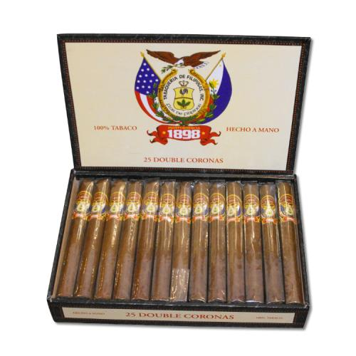 Independencia 1898 – Double Corona Cigar - Box of 25