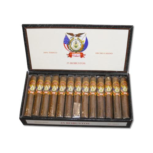 Independencia 1898 – Robusto Cigar - Box of 25