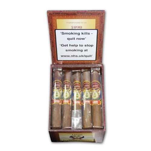Independencia 1898 – Half Corona Cigar - Box of 20