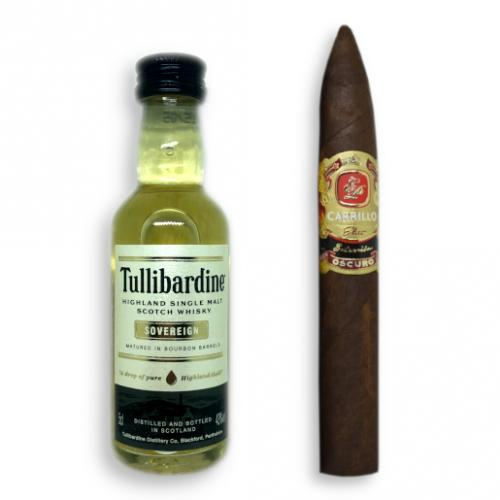 Intro to the Gold Standard of Pairing Sampler – E.P Carillo and Tullibardine