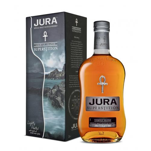 Isle of Jura Superstition Sweet & Smoky - 20cl 43%