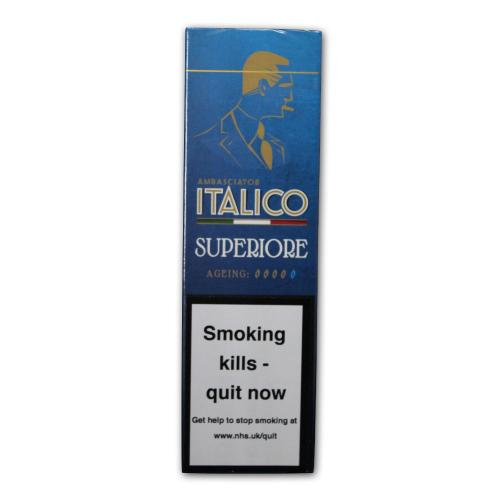Italico Superiore Aged Cigars - Pack of 3